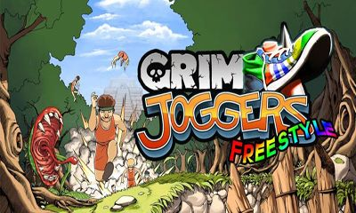 Grim Joggers poster