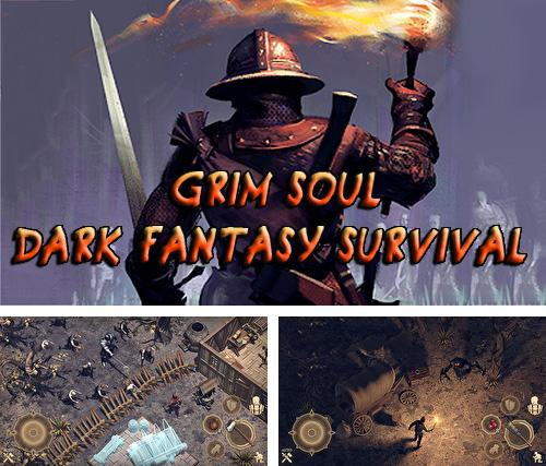 In addition to the game Tank battle heroes for Android phones and tablets, you can also download Grim soul: Dark fantasy survival for free.