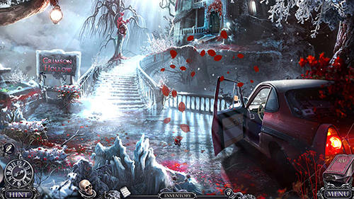Screenshots von Grim tales: Crimson hollow. Collector's edition für Android-Tablet, Smartphone.