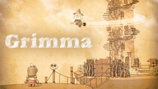 Grimma poster