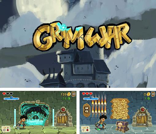 In addition to the game Toyshop Adventures 3D for Android phones and tablets, you can also download Grimwar for free.