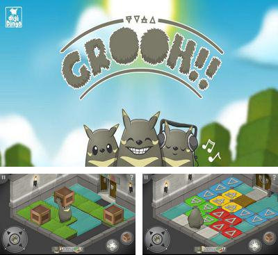 In addition to the game Mensa Academy for Android phones and tablets, you can also download Grooh for free.