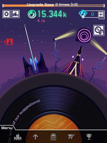 Screenshots von Groove planet für Android-Tablet, Smartphone.