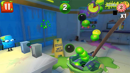 Screenshots von Grossery game für Android-Tablet, Smartphone.