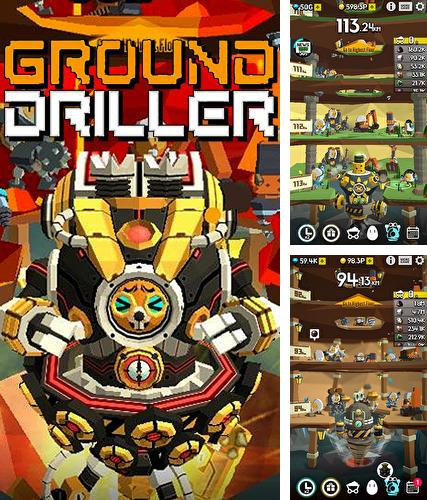 Ground driller