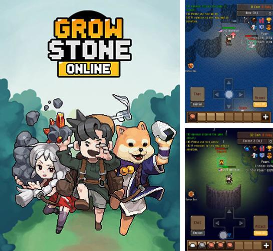 Grow stone online: Idle RPG