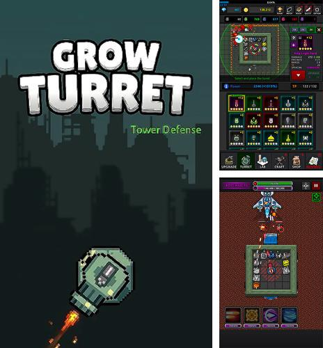 Grow turret: Idle clicker defense