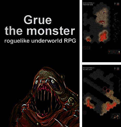 Grue the monster: Roguelike underworld RPG