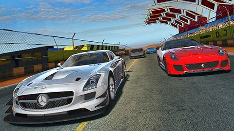 GT Racing 2: The Real Car Exp скриншот 2