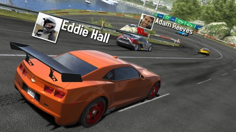 Гра GT Racing 2: The Real Car Exp на Android - повна версія.