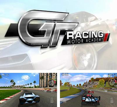 In addition to the game Modern Combat: Sandstorm for Android phones and tablets, you can also download GT Racing Motor Academy HD for free.