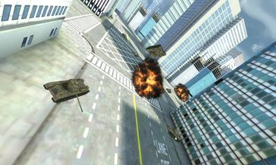 Screenshots of the Gta Tank VS New York for Android tablet, phone.