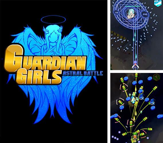 Guardian girls: Astral battle