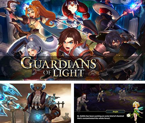 In addition to the game War of dragon ring for Android phones and tablets, you can also download Guardians of light for free.