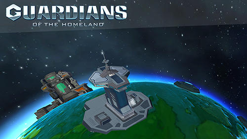 Guardians of the Homeland poster