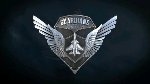 Guardians of the skies обложка