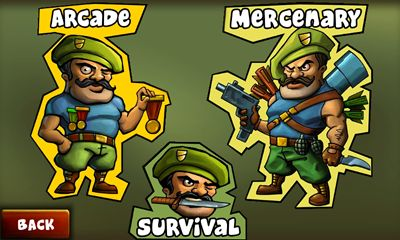 Download Guerrilla Bob Android free game.