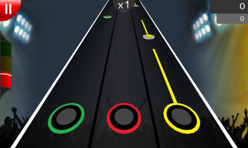 Guitar flash screenshot 4