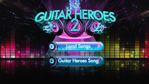 Guitar heroes 2: Audition screenshot 1