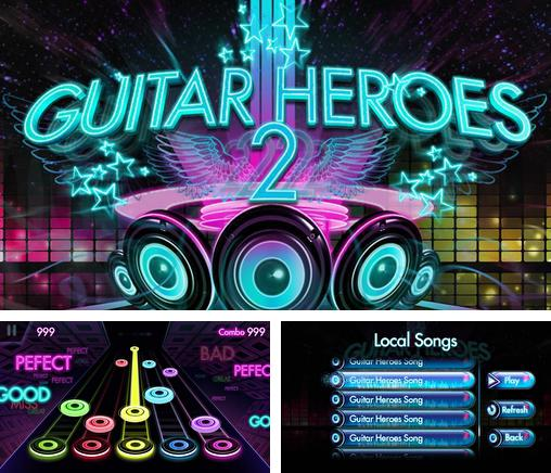Guitar heroes 2: Audition