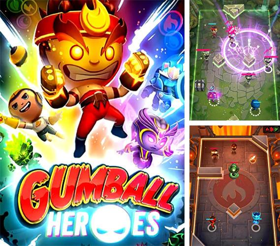Gumball heroes: Action RPG battle game for Android - Download APK free