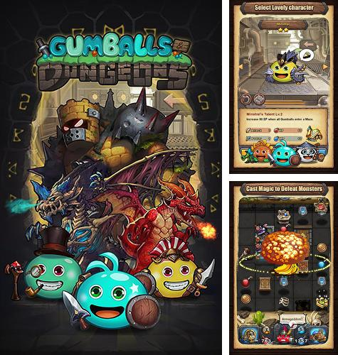 Gumballs and dungeons