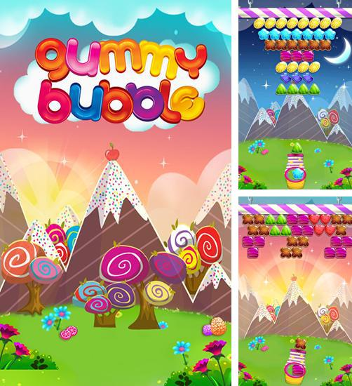 In addition to the game Fat Ball for Android phones and tablets, you can also download Gummy bubble shoot for free.
