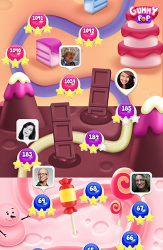 Gummy pop screenshot 1