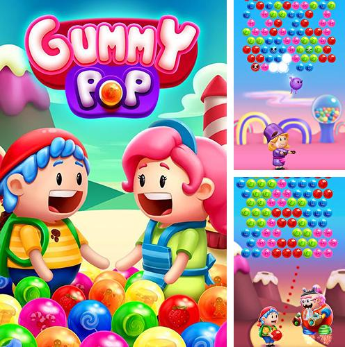In addition to the game Pet paradise: Bubble shooter for Android phones and tablets, you can also download Gummy pop for free.
