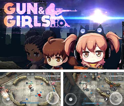 Gun and girls.io