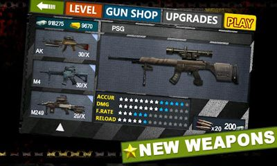 Download Gun & Blood Android free game.