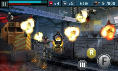 Get full version of Android apk app Gun & Blood for tablet and phone.