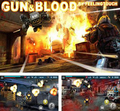 In addition to the game Russias Army for Android phones and tablets, you can also download Gun & Blood for free.