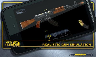 Screenshots do Gun Club 2 - Perigoso para tablet e celular Android.