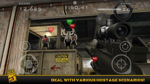 Gun club 3: Virtual weapon sim screenshot 1