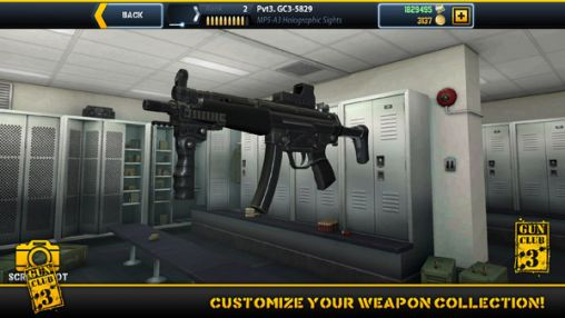 Get full version of Android apk app Gun club 3: Virtual weapon sim for tablet and phone.