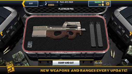 Gun club 3: Virtual weapon sim screenshot 4