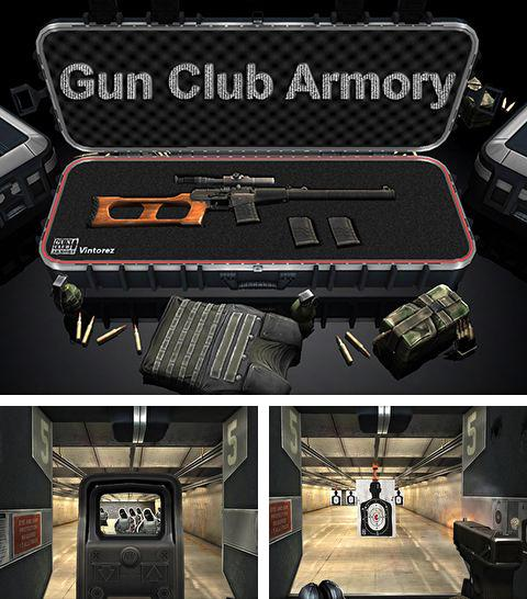 In addition to the game SimGun2 Custom Online for Android phones and tablets, you can also download Gun club: Armory for free.