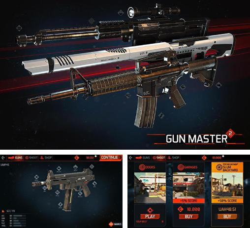 In addition to the game SimGun2 Custom Online for Android phones and tablets, you can also download Gun master 2 for free.