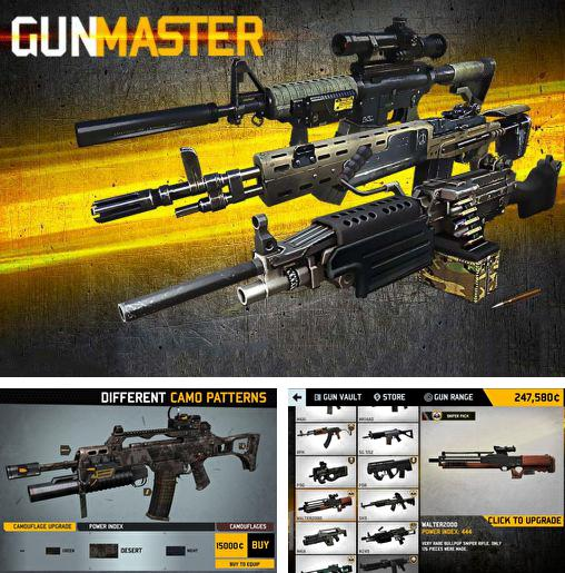 In addition to the game SimGun2 Custom Online for Android phones and tablets, you can also download Gun master 3D for free.
