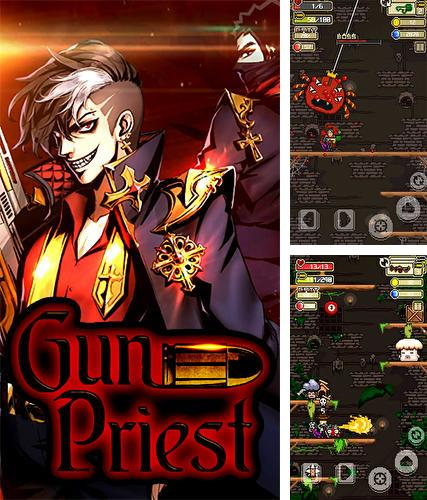 Gun priest: Raging demon hunter