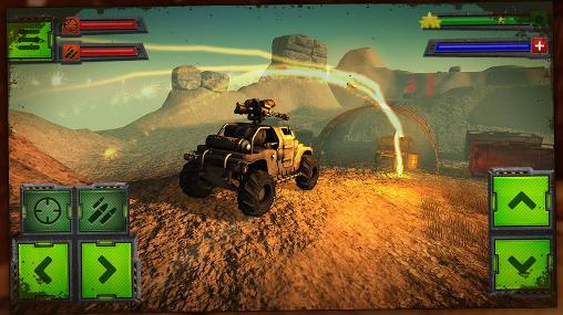 Screenshots von Gun rider für Android-Tablet, Smartphone.