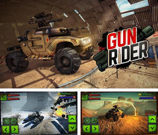 In addition to the game Gun rider for Android, you can download other free Android games for Huawei MediaPad T3 7.