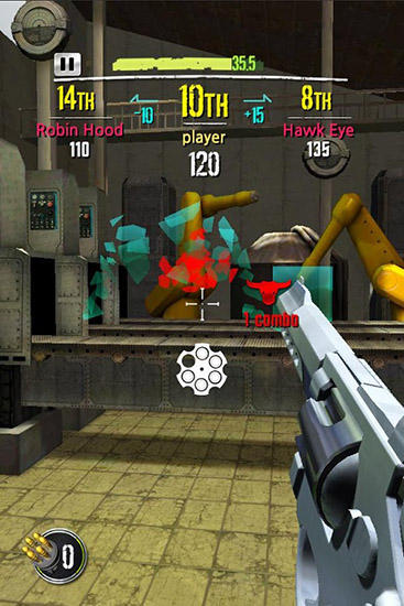 Gun shot champion screenshot 1
