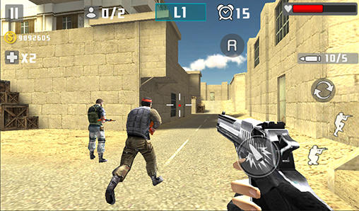 Gun shot fire war screenshot 3