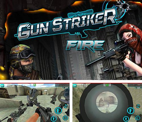 Gun striker fire