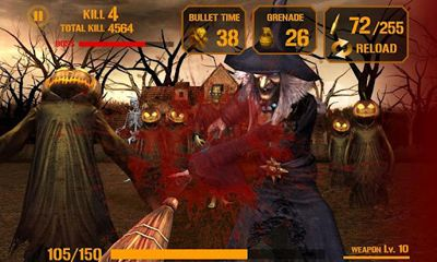 Gun Zombie:  Halloween screenshot 1