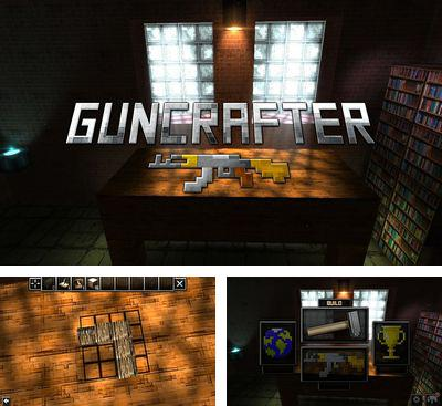 In addition to the game Grooh for Android phones and tablets, you can also download Guncrafter for free.