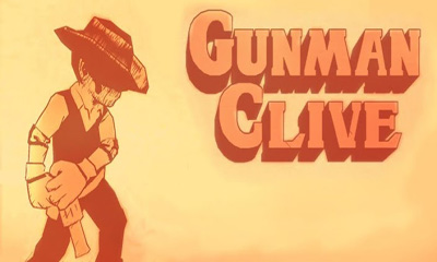 Gunman Clive poster