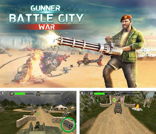 In addition to the game Slashy souls for Android phones and tablets, you can also download Gunner battle city war for free.
